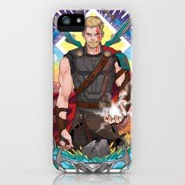Thunder iPhone Case