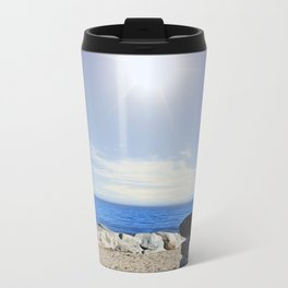 Beauty In The Distance Travel Mug