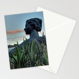 Floozie in the Jacuzzi Stationery Cards