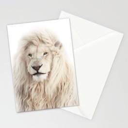 White Lion Stationery Cards