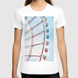 Ferris Wheel Odaiba T-shirt