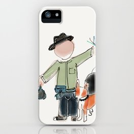 Doggy doo it iPhone Case