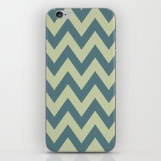 Mint Julip iPhone & iPod Skin