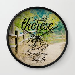 Therese smooth Wall Clock