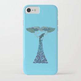 Glacier Bay II iPhone Case