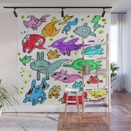 Schwurbel Wall Mural
