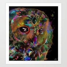 Synergist Art Print