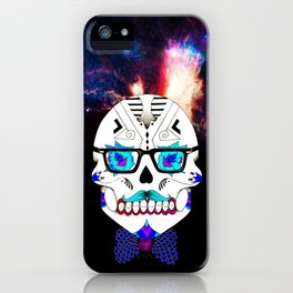 Out in Space iPhone Case