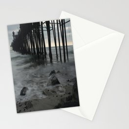 Mystic Pier Stationery Cards
