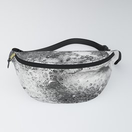 Whiplash Watercolor Fanny Pack