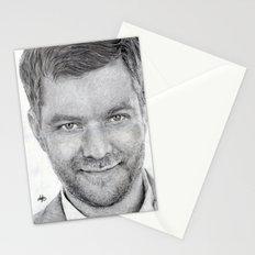 Joshua Jackson ~ Peter Bishop Stationery Cards