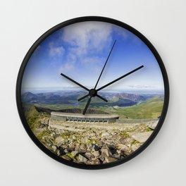 Snowdon Cafe Wall Clock