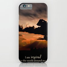 inspired by the world II Slim Case iPhone 6s