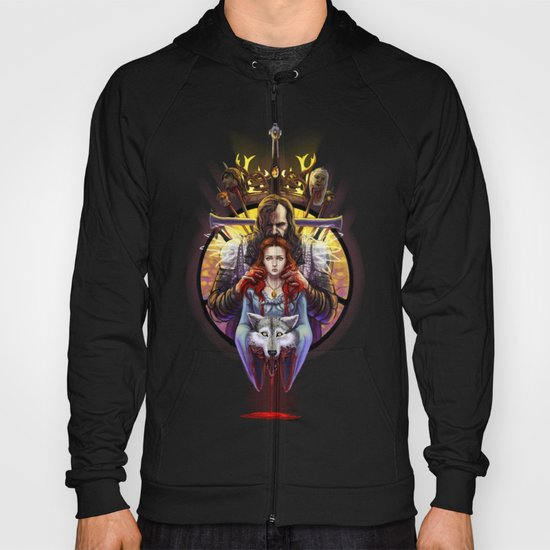 The Blood Maiden Hoody