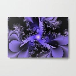 fractal fantasy Metal Print
