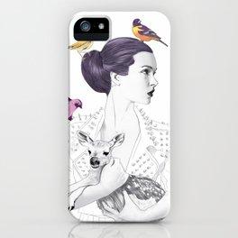 Princess Spike iPhone Case