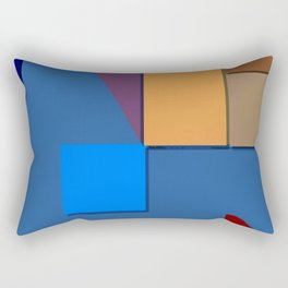 Visible Circumstance Rectangular Pillow