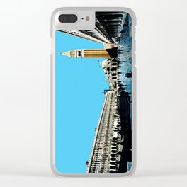 Venezia Panorama San Marco by FRANKENBERG Clear iPhone Case