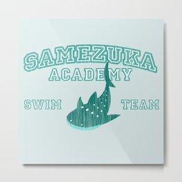 Samezuka - Whale Shark Metal Print