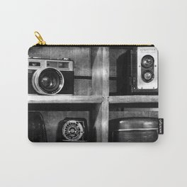 Old Cameras Carry-All Pouch