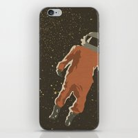 dreamer iPhone & iPod Skins featuring Dreamer by Wolves In Space