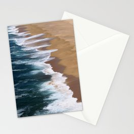 Atlantic coast line Stationery Cards
