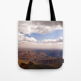 View from the North Rim Tote Bag