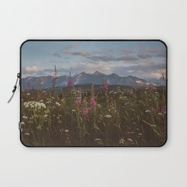 Mountain vibes - Landscape and Nature Photography Laptop Sleeve