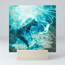 Mermaid Wish Mini Art Print