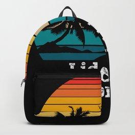 Lido Key FLORIDA Backpack