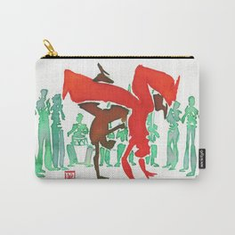 Capoeira 246 Carry-All Pouch