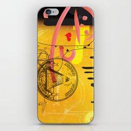 Handicapped Giraffe iPhone Skin