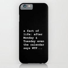 WTF Slim Case iPhone 6s