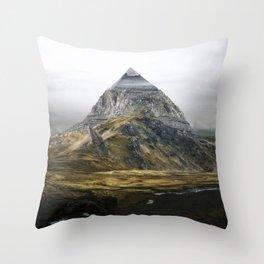 Forgotten World: Gizeh Throw Pillow