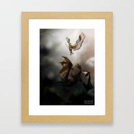 Arch Angel Michael  Framed Art Print