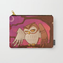 Mister Owley Carry-All Pouch
