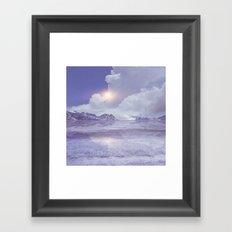 Magic in the Clouds IV Framed Art Print