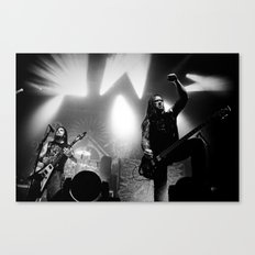Machine Head Canvas Print
