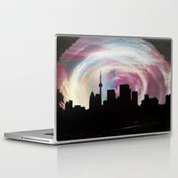 toronto Laptop & iPad Skins featuring Toronto by bMAR10