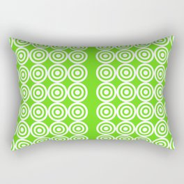 Green Pillow Covers Rectangular Pillow