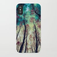 nordic iPhone & iPod Cases featuring NORDIC LIGHTS by RIZA PEKER