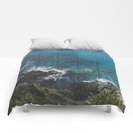 Blue Gem of Hawaii Comforters