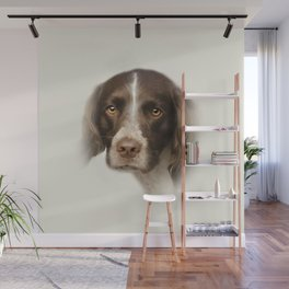 English Springer Spaniel Wall Mural