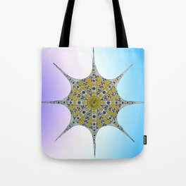 the star or octopus Tote Bag