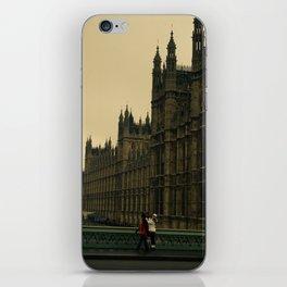 London Fog iPhone Skin