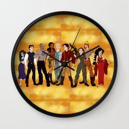 Disney Shinies! Wall Clock