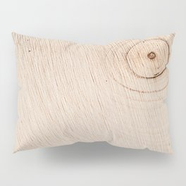 Real Wood Texture / Print Pillow Sham