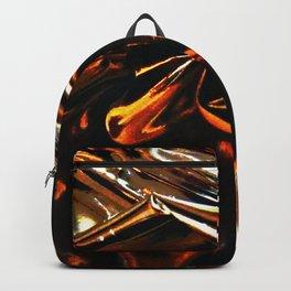 Vintage Metal Backpack