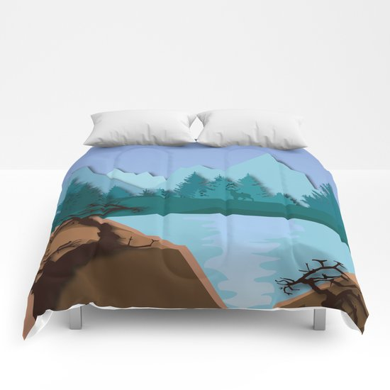 My Nature Collection No. 38 Comforters