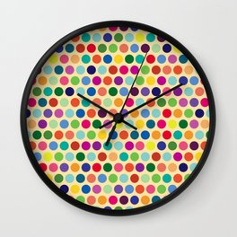Geometric Pattern #4 Wall Clock